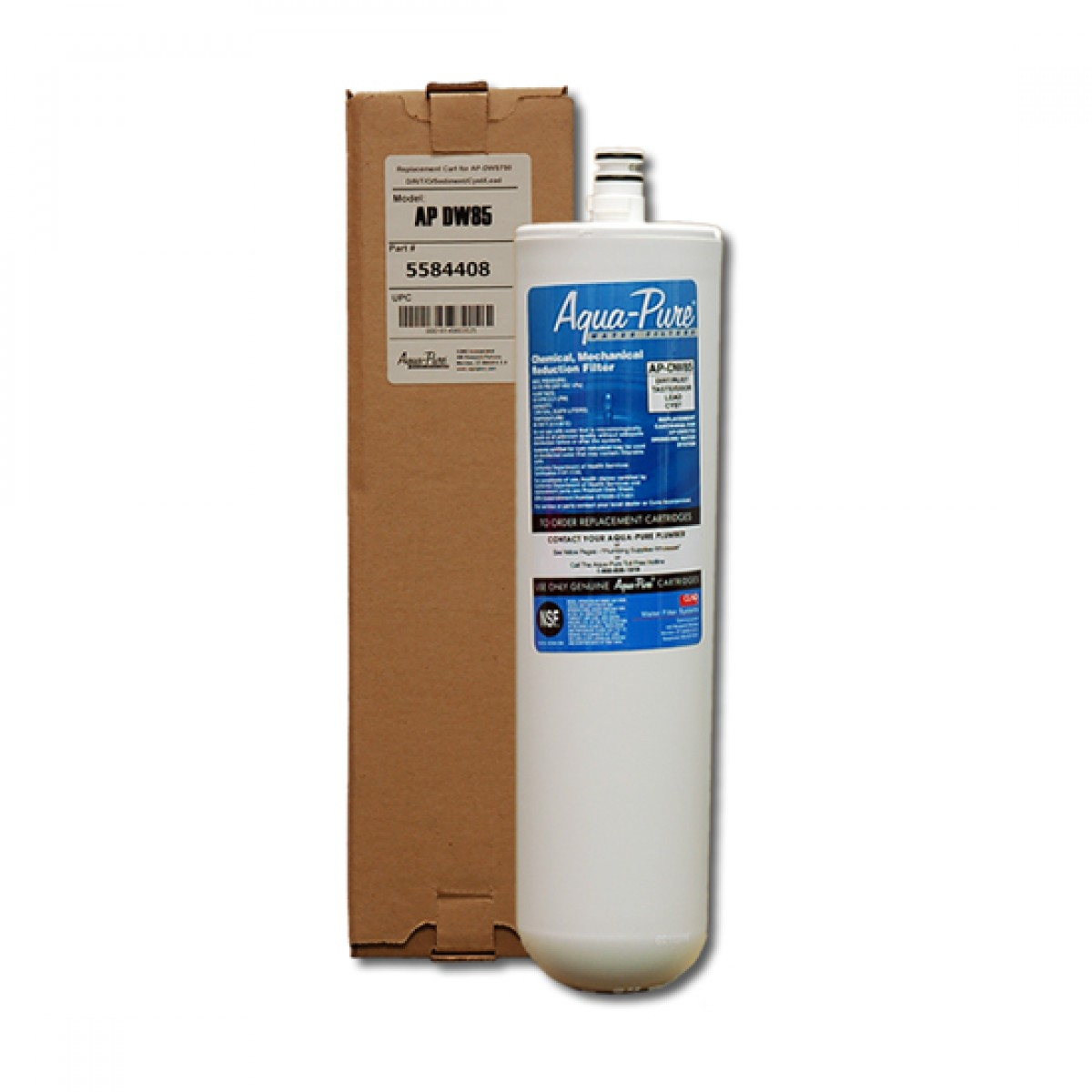 how to change a 3m water filter