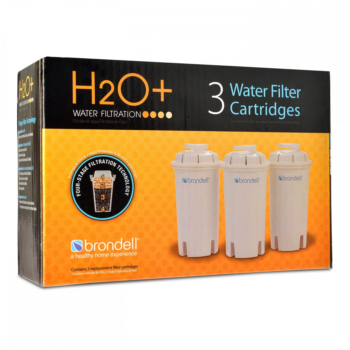 Hf 10 Brondell H2o Water Pitcher Filters