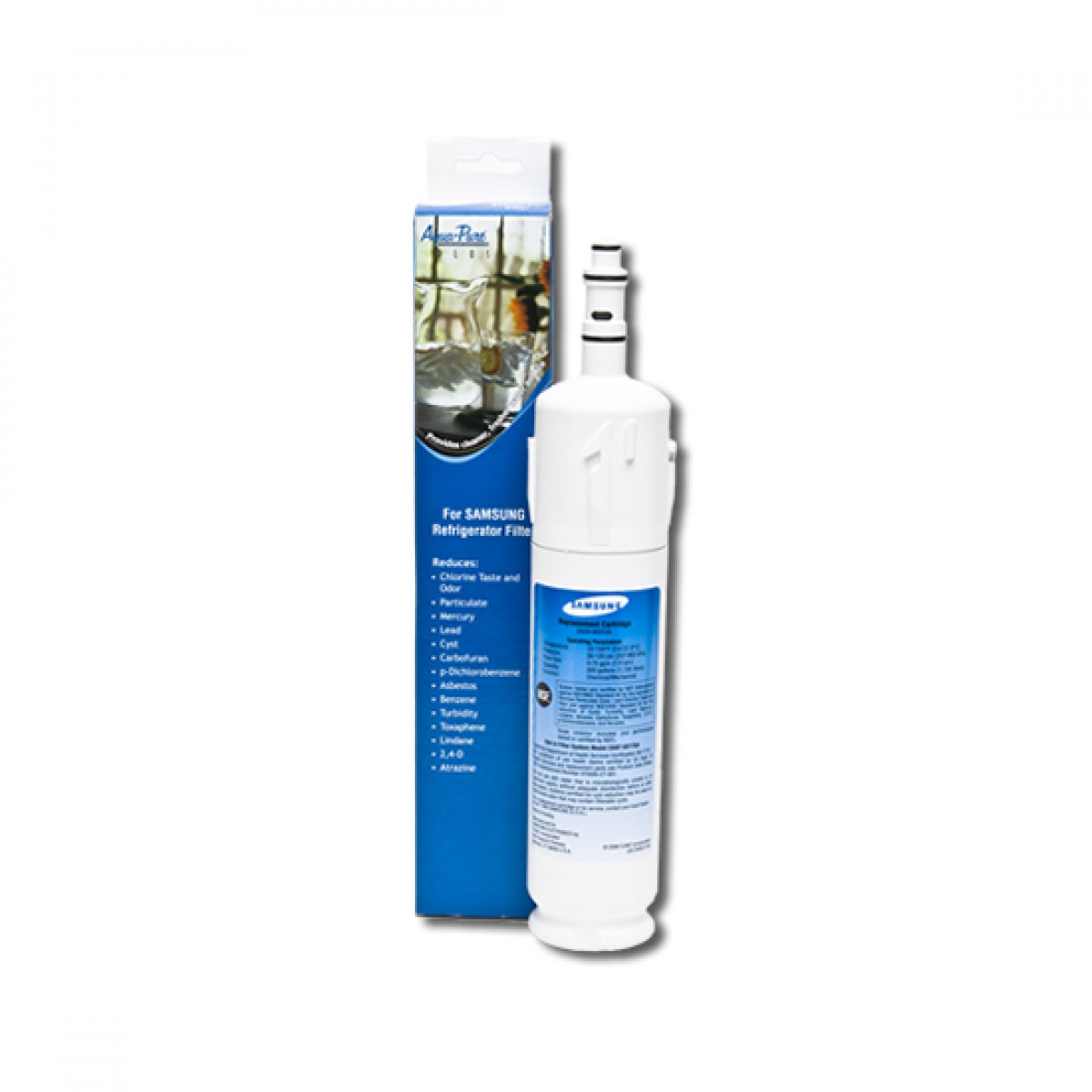 Fridge Filters Samsung Refrigerator Water Filters Stay Pure