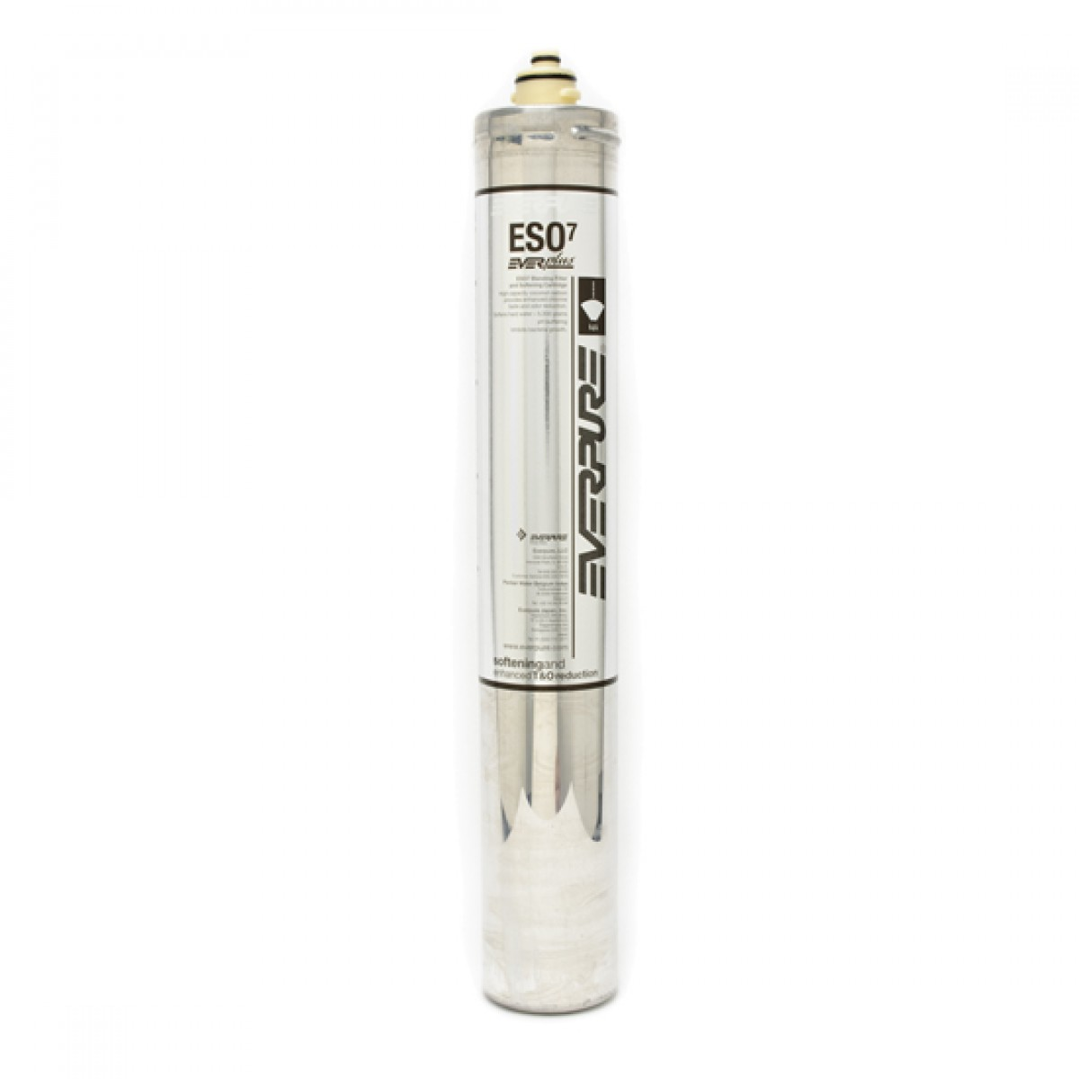Everpure ev9607 25 eso 7 espresso water filter cartridge for Everpure water treatment system