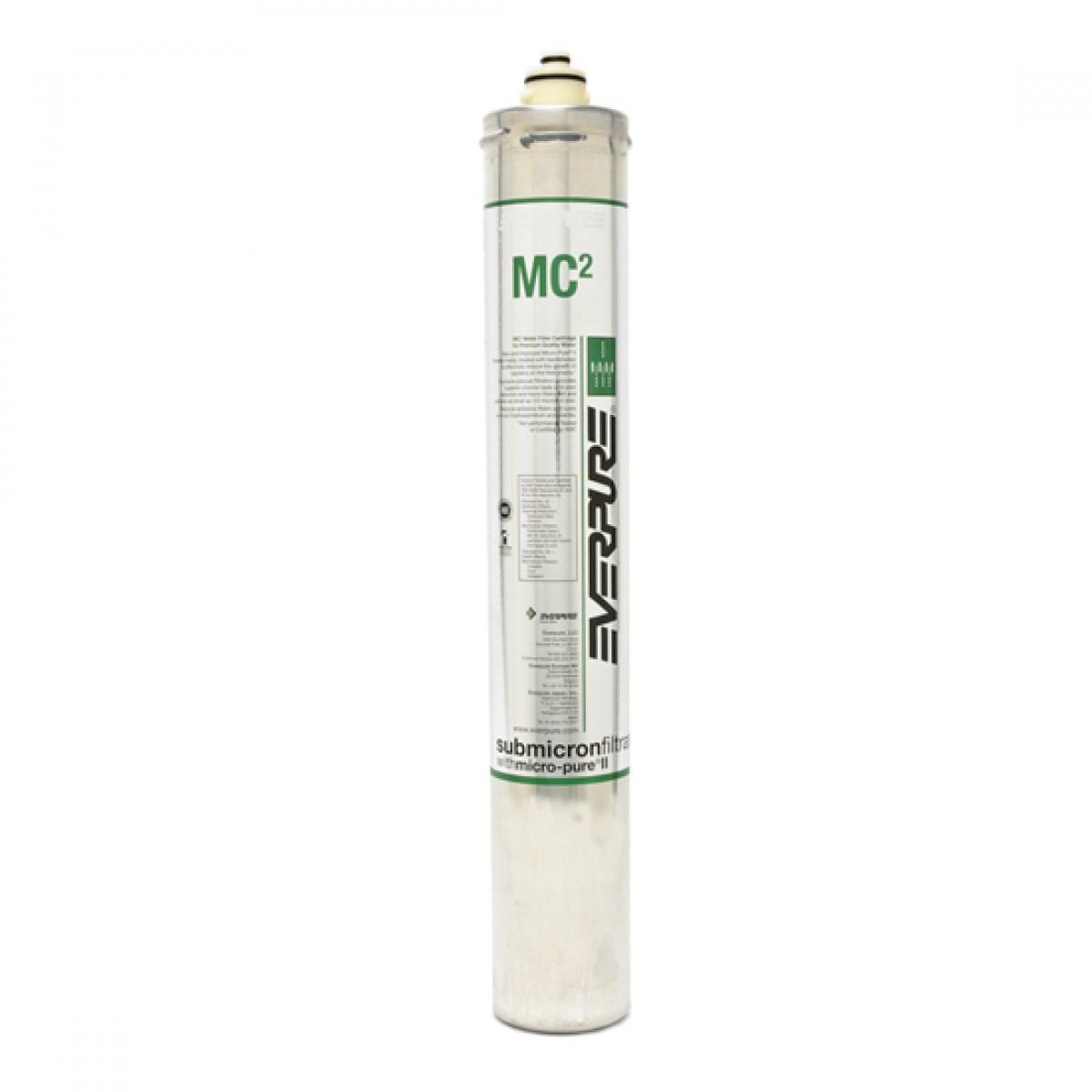 Everpure mc2 ev9612 56 replacement filter cartridge for Everpure water treatment system
