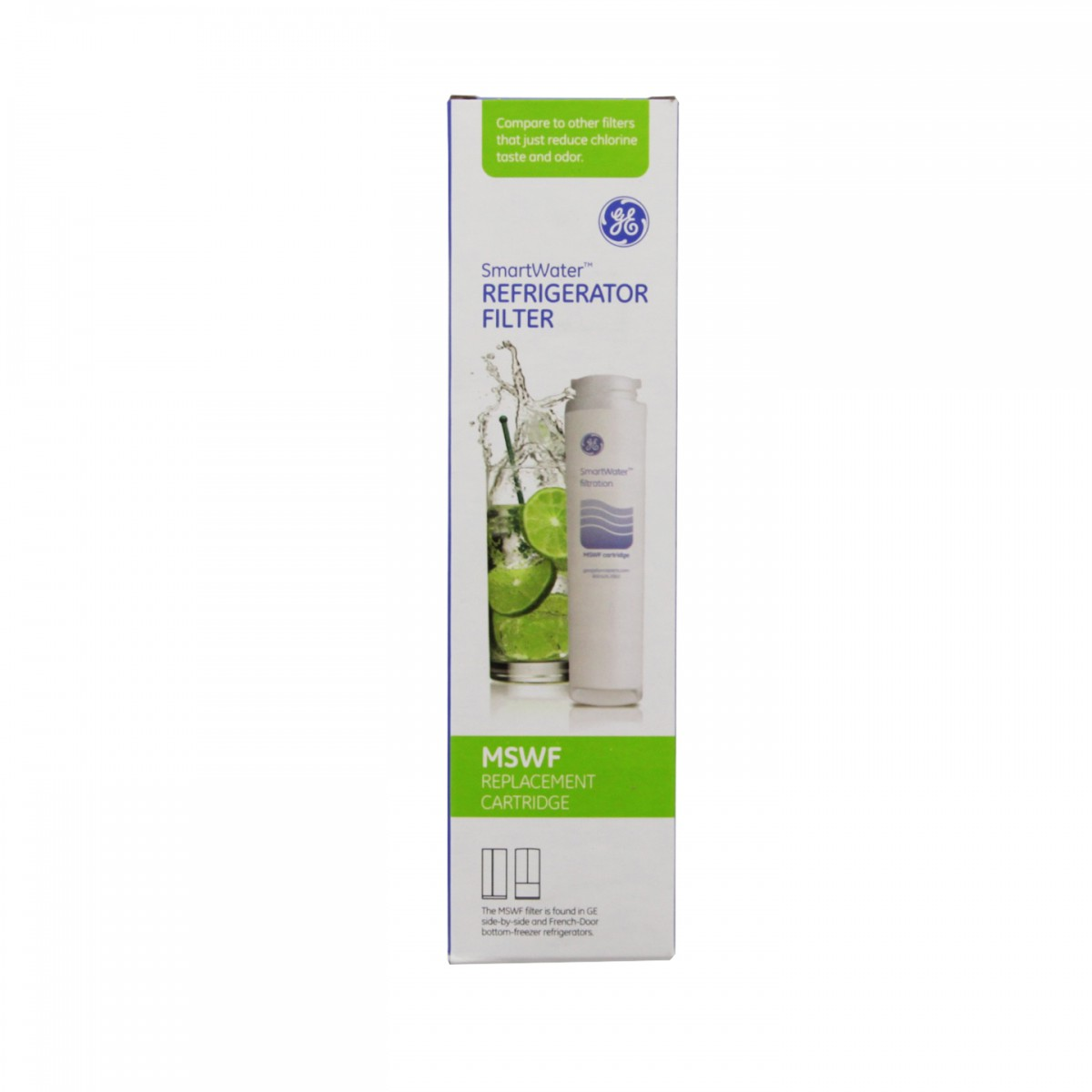 How To Replace Ge Water Filter Ge Smartwater Refrigerator Water Filters Discountfilterstorecom