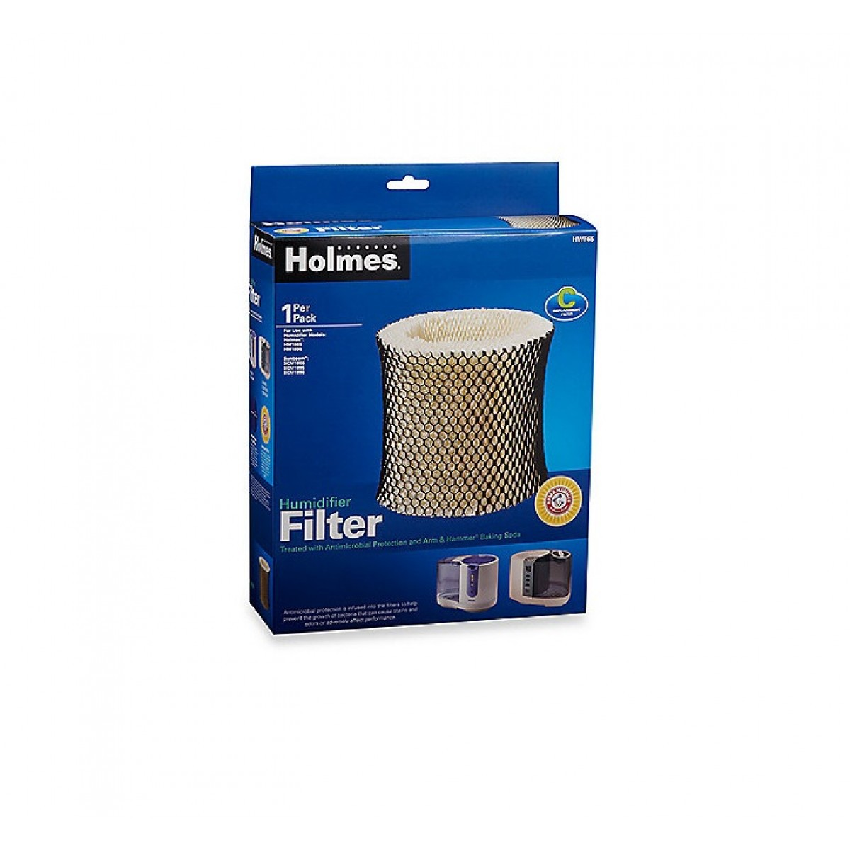 Holmes HWF65PDQ U Humidifier Wick Filter 'C' DiscountFilterStore.com #07397F