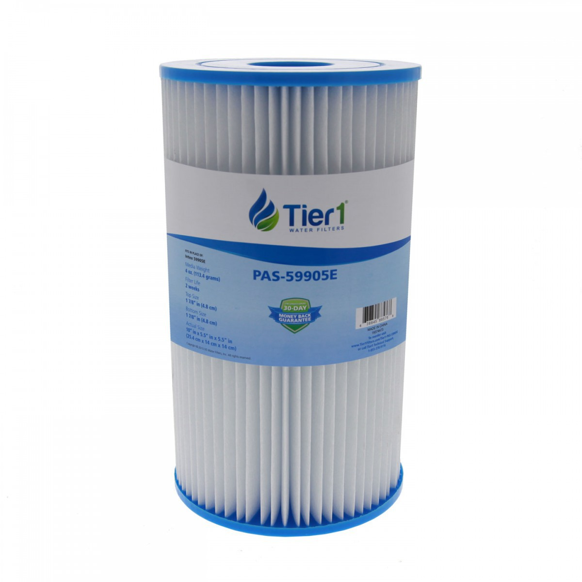Home > Type B Intex Pool and Spa Filter Replacement by Tier1 #0E4288