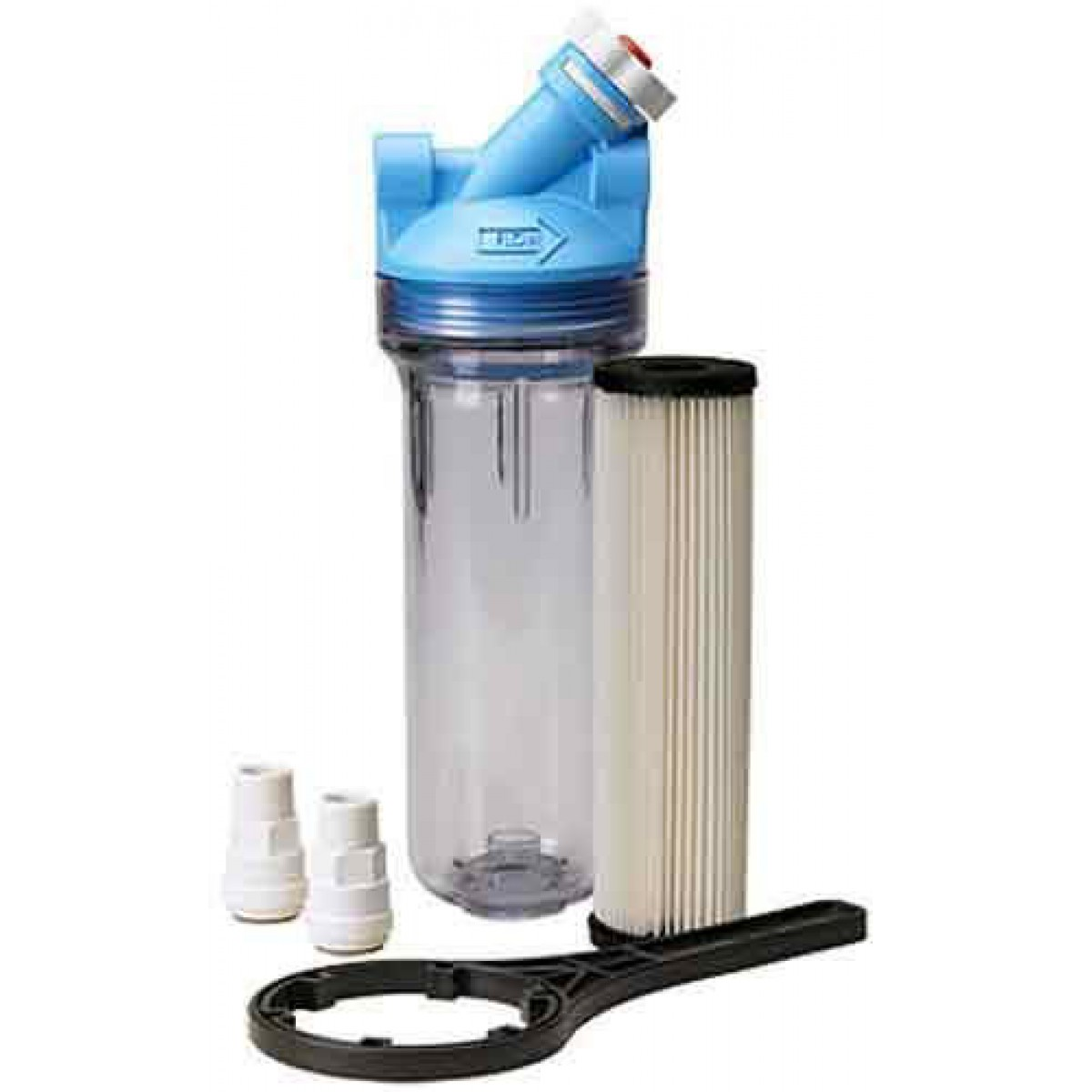 does water filter remove fluoride