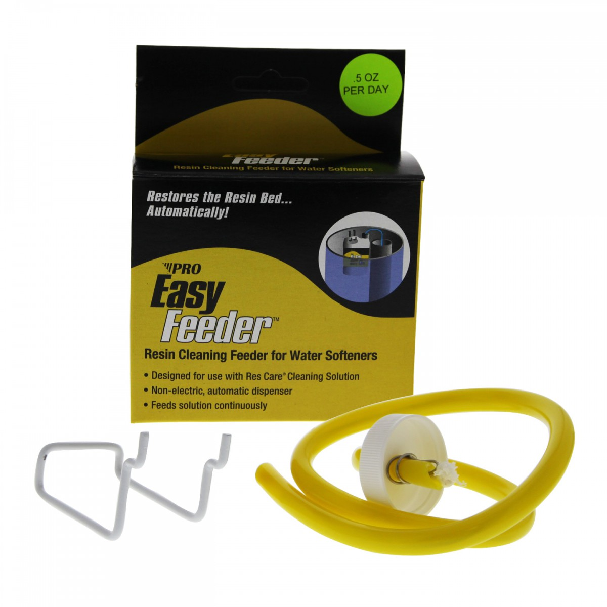 Pro Products Automatic Resin Cleaning System