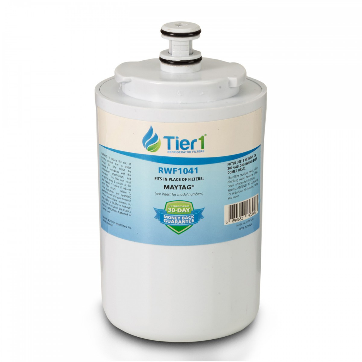 Ukf7003 Maytag Refrigerator Water Filter Replacement By Tier1