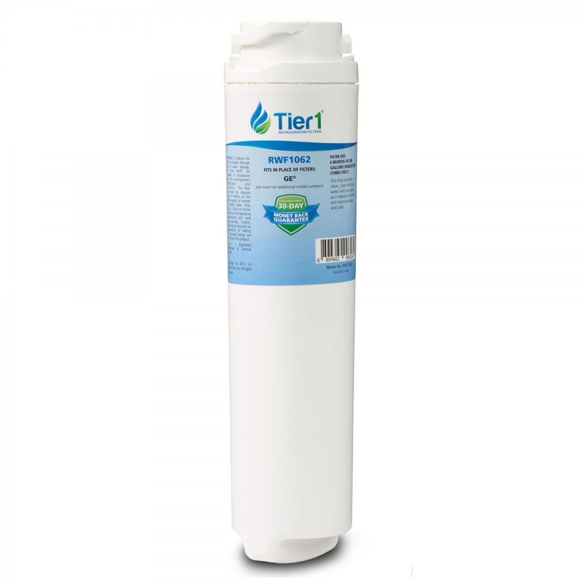 Mswf Ge Comparable Water Filter Replacement By Tier1