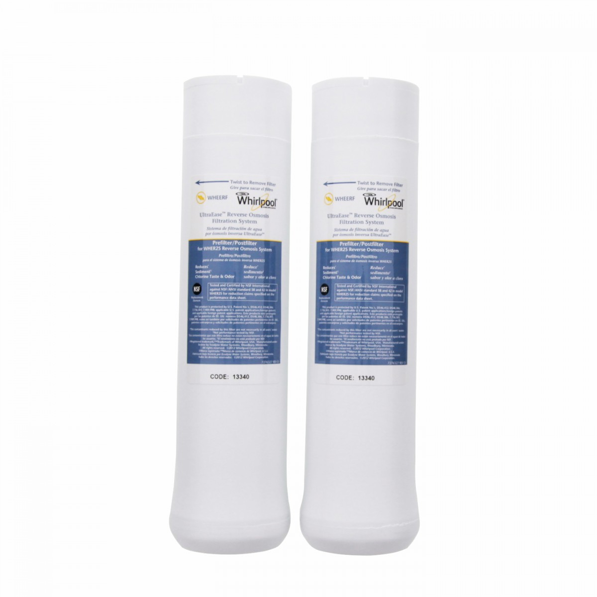 Wheerf Whirlpool Replacement Water Filters