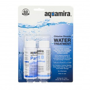 67201 Aquamira Water Treatment Drops (2 oz.) - front