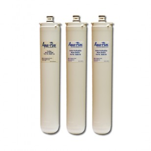 3M Aqua-Pure RO3RC Reverse Osmosis Pre and Post Filter Set