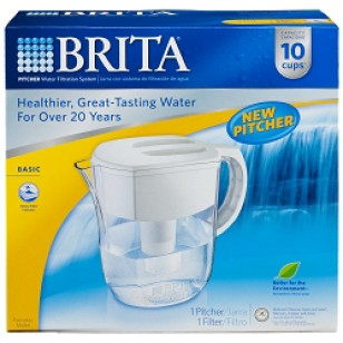 EVERYDAY-PITCHER Brita 80-Ounce Water Pitcher