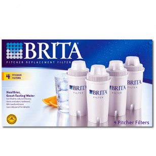 42432 Brita OB03 Pitcher Replacement Cartridge (4-Pack)
