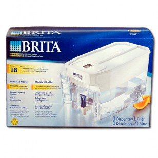 35530 Brita UltraMax SMART OB24 144-Ounce Water Dispenser