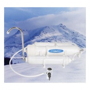 CQE-CT-00142 Crystal Quest Countertop Reverse Osmosis Filter System