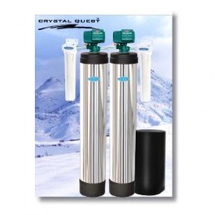 CQE-WH-01215 Crystal Quest Multi 1.5 Whole House Iron Hydrogen Sulfide Filter System