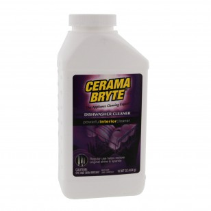 Cerama Bryte Dishwasher Cleaner (#34608, 16-Ounce)