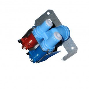 WR57X10032 GE Dual Solenoid Water Valve with Guard