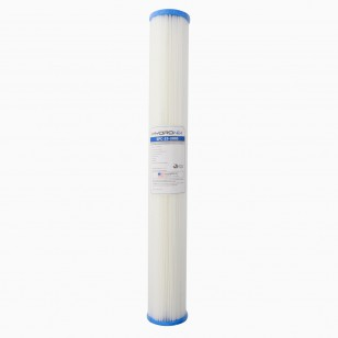SPC-25-2005 Hydronix Pleated Sediment Water Filter