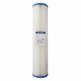 SPC-45-2010 Hydronix Pleated Sediment Water Filter Cartridge