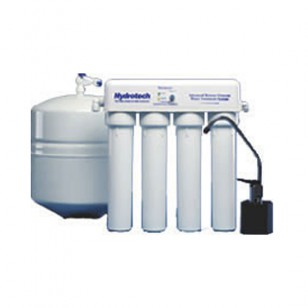 4VTFC75G-PB Hydrotech Pushbutton Reverse Osmosis Filter System