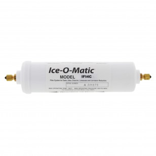 IF14C Ice-O-Matic Inline Water Filtration Cartridge