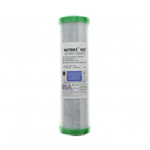 MATRIKX-5-10 KX Technologies MatrikX Undersink Filter Replacement Cartridge