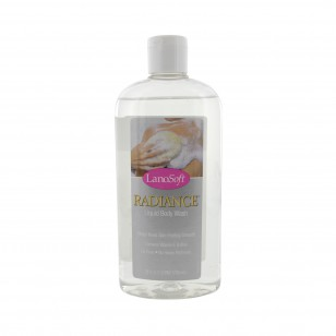 Lanosoft Radiance Body Wash
