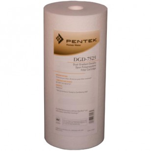 DGD-7525 Pentek Whole House Replacement Sediment Filter Cartridge
