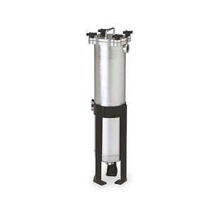 GP802AL2 Pentek Bag Filter Housing - Aluminum