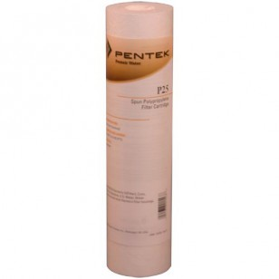 P25 Pentek Whole House Replacement Sediment Filter Cartridge