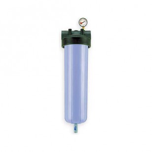 PBH-420-1 Pentek Bag Filter Housing with 1-inch Inlet/Outlet