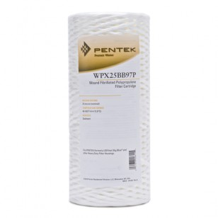 WPX25BB97P Pentek Whole House Filter Replacement Cartridge