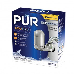 FM-4000B PUR Advanced Water Faucet Filtration System