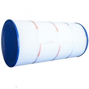 Pleatco PVAC100-6 replacement filter for systems that use 10-inch diameter by 19 5/8-inch length filters