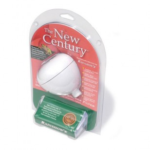 NC-7 Rainshowr New Century Non-Cartridge Shower Filter System