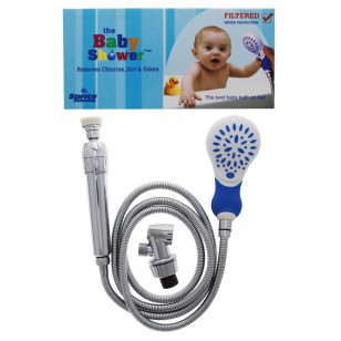 BBS Sprite Hand-Held Baby Shower Filter