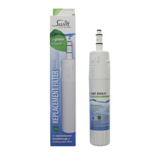 SGF-DSA21 Swift Green Filters Refrigerator Water Filter