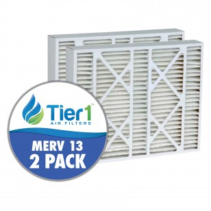 DPFI20X21X5M13 Tier1 Replacement Air Filter - 20X21X5 (2-Pack)
