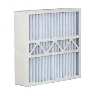 DPFPC16X25X5OBDAM Tier1 Replacement Air Filter - 16X25X5 (2-Pack)