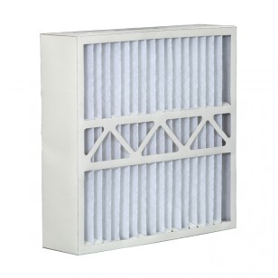 DPFPC20X25X5OB Tier1 Replacement Air Filter - 20X25X5 (2-Pack)