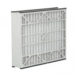 DPFR16X25X5OBDSL Tier1 Replacement Air Filter - 16X25X5 (2-Pack)