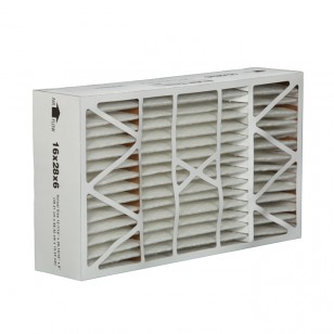 DPFS16X28X6OBDLX Tier1 Replacement Air Filter - 16X28X6 (2-Pack)