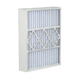 DPFW16X25X5OBDCR2 Tier1 Replacement Air Filter - 16X25X5 (2-Pack)