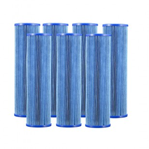 Pleatco PH6-M-PAK7 Pool and Spa Replacement Filter (Antimicrobial) (7-Pack)