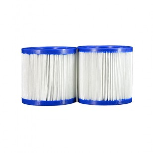 Pleatco PSF1-PAIR Replacement Pool and Spa Filter (2-Pack)