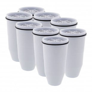 ZR-008 ZeroWater Replacement Filter Cartridge (8-Pack)