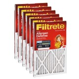Filtrete 1000 Micro Allergen Defense Filter - 20x30x1 (6-Pack)