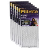 Filtrete 1500 Ultra Allergen Healthy Living Filter - 14x30x1 (6-Pack)