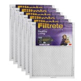 Filtrete 1500 Ultra Allergen Healthy Living Filter - 24x30x1 (6-Pack)